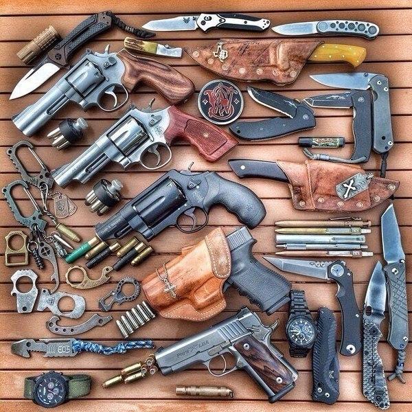 Подборка оружия