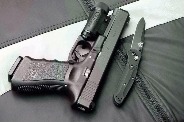 Пистолет Glock 35
