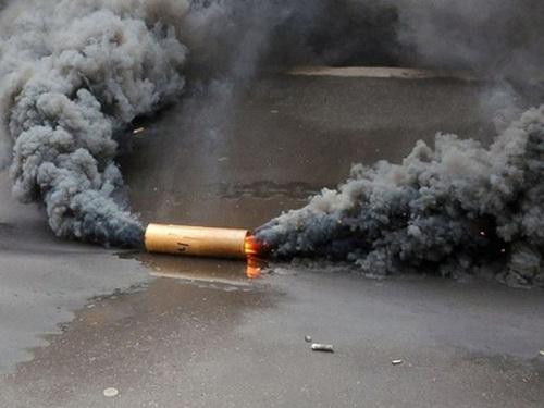 Сделать дымовуху