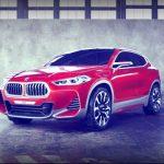 прототип BMW X2