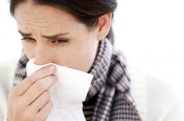 Как бороться с аллергией на холод