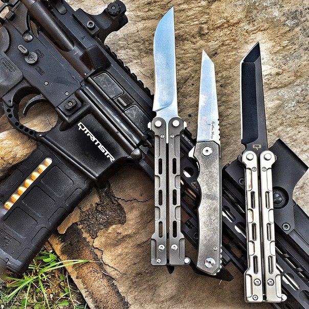 Фото красивых ножей