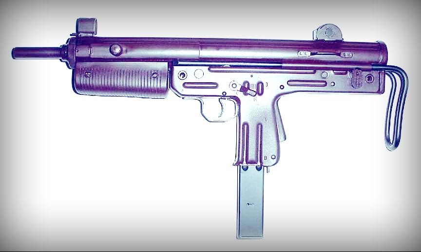 Пистолет-пулемет FMK 3