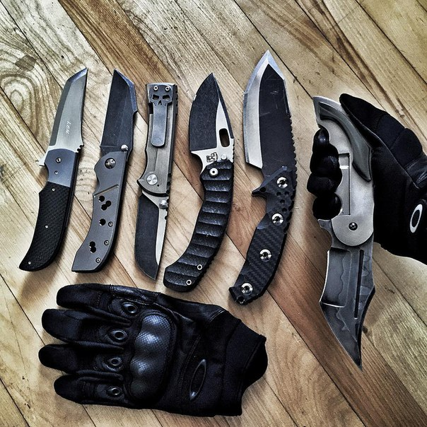 Картинки с ножами